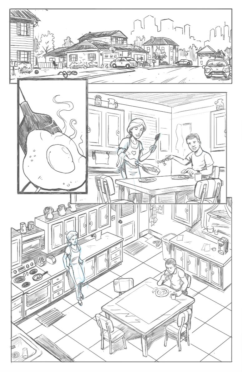 Marvel Sample: Breakfast 1